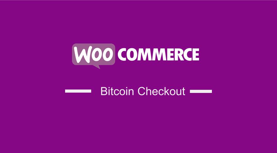 woocommerce bitcoin
